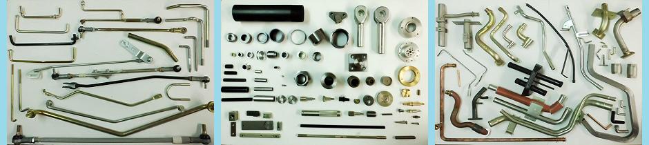 パイプ加工、棒鋼・ステンレス加工、Tig溶接・ロウ付、松田鉄工株式会社